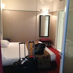 inside of our room