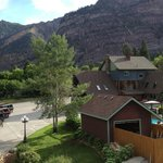 Twin Peaks Ouray from room