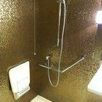 Ванная в номере для инвалидов