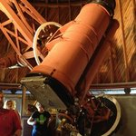 Telescope used in the discovery of Pluto