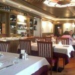 sala ristorante elegante