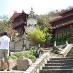 Temple on Sam Mountain