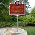 Elvis Country Music trail marker