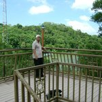 Atop Menara Taman Peranginan Tasek Lama
