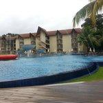 piscina aberta,água bem quentinha