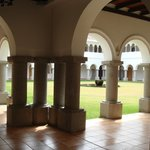Cloister - not open to the public
