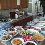 Breakfast, buffet