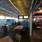 Big Game Waterfront Grill Foto
