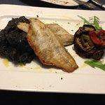 Рыба и серный картофель