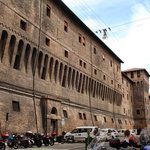 Historic Bologna is less than a hour's drive