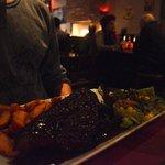 beer & chocolate ribs