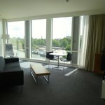 Junior Suite living room