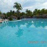 hermosa piscina!!!!