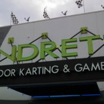 Welcome to Andretti Indoor Go Carting....