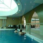 Spa with Dead Sea bath