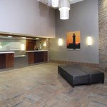 Our lobby is staffed 24-hours a day!