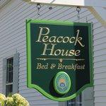 Peacock House