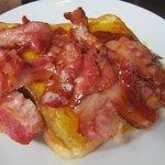 Bacon and French Toast