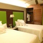 Apto Family Deluxe quarto 1 (2 camas)