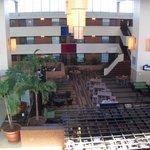 Inner courtyard from 3rd floor