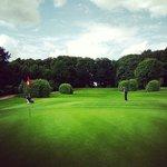 The Hallowes Golf Club