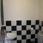 spacy bathroom