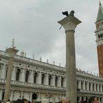 Piazza Entrance