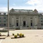 Bancroft Hall  - the largest dorm in the world