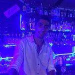 Best bar bar man in bitez