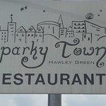 Sparky Town in Hawley Green Neighborhood