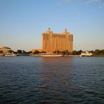 The view of The Westin from Savannah