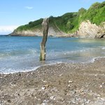 Hele Bay - 5 mins walk away