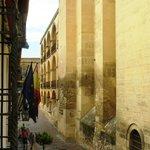 room overlooking Mezquita