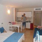 Studio apartment! Room 321!