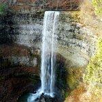 Tews Falls in Fall