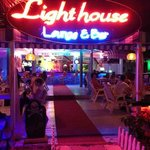 lighthouse bar