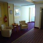 couloir hôtel 5e étage