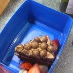 Malteser cake to take away