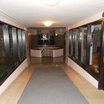 un des couloir
