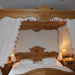 Schlössl-Suite Himmelbett