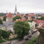Overview of Beautiful Tallinn