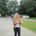 Our Tour Guide Aurelia