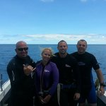 Great day diving!