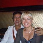 Jola and Maurizio