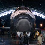 Space Shuttle up close and personal