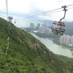 Lantau Island Cable Car