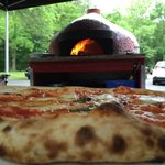 Wood fired pizza party's.