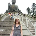 Me and Big Budda [237 steps up!!!]