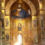 Monreale Gold Mosaics