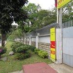 Suu Kyi House Gate